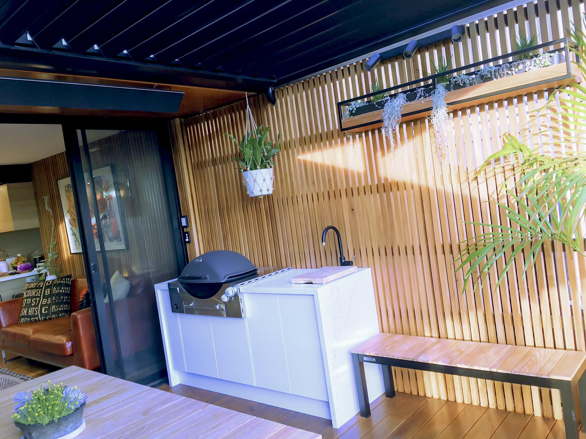 Sydney Builder Reviews - Outdoor Room